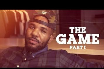 "The Game Talks Working With Drake (His Neighbor!) On ""100"""