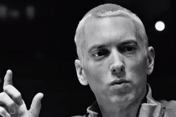 Eminem Sends Gift To Young Fan With Customized Eminem Prosthetic Legs