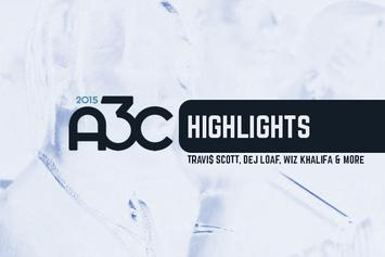 A3C Highlights: Travi$ Scott, DeJ Loaf, Wiz Khalifa & More