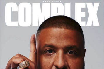 DJ Khaled Covers Complex