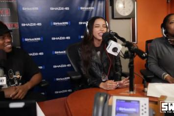 Tinashe Killed Her Freestyle On Sway In The Morning