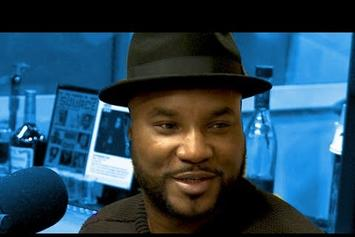 Jeezy On The Breakfast Club & Ebro In The Morning