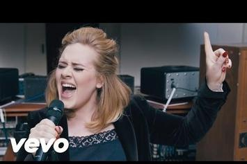 "Adele ""When We Were Young (Live at The Church Studios)"" Video"