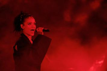 "Rihanna Announces ""ANTI"" Tour With Travis Scott, The Weeknd, & Big Sean"