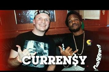 Damon Campbell Interviews Curren$y