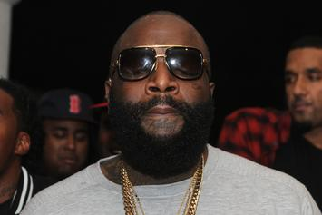 Rick Ross, Kid Cudi & G-Eazy's First Week Sales Projections Are In