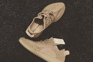 A New 'Oxford Tan' Adidas Yeezy 350 Boost To Release Before The New Year