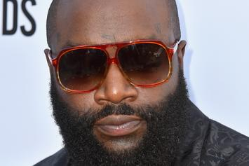 Rick Ross Is Making A Gangster Movie