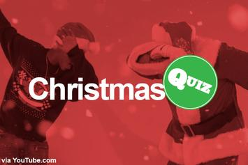 Hip Hop Christmas Quiz