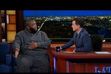 Killer Mike Talks #BlackLivesMatter & Bernie Sanders On Stephen Colbert