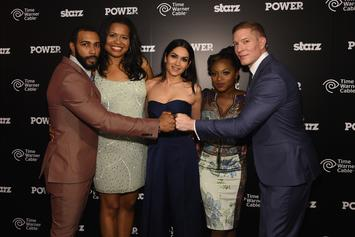 "50 Cent Announces ""Power"" Season Three Will Air In June"