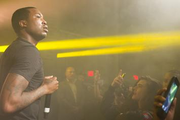 The Toronto Raptors Don't Allow Any Meek Mill In The Locker Room