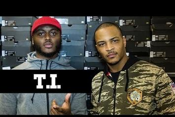"""T.I. Reacts To """"Straight Outta Compton"""" Oscar Nomination"""