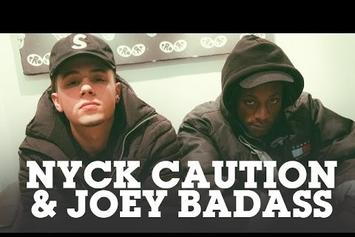 Joey Bada$$ & Nyck Caution Have Big Plans For 2016
