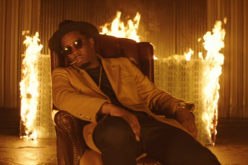 "Diddy Feat. French Montana, Zoey Dollaz ""Blow A Check"" Video"