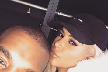 """Kim Kardashian Reportedly """"Can't Stand"""" Kanye West's Recent Twitter Rants"""