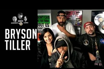Bryson Tiller Discusses Passing Up An OVO Deal With Ebro