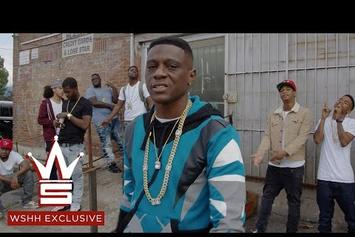 "Boosie Badazz ""Real Nigga"" Video"