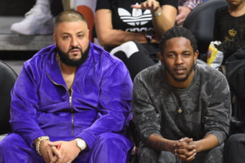 DJ Khaled Reveals Upcoming Anthem With Kendrick Lamar