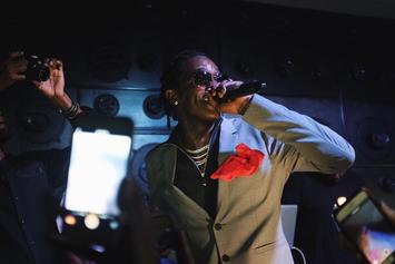 """Young Thug Reveals Release Date For """"Slime Season 3"""""""