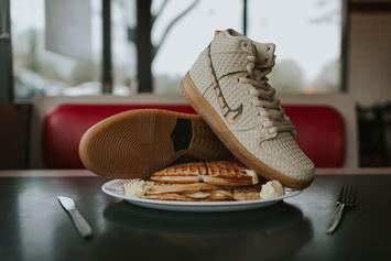 """Feed Your Hunger With These Nike SB """"Chicken & Waffle"""" Dunks"""