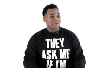 "Kevin Gates Talks Taylor Swift, Leonardo Dicaprio & More On ""Over/Under"""