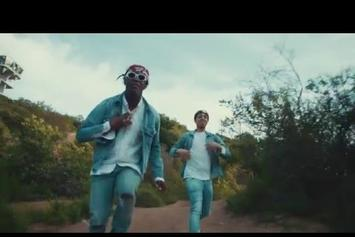 "Lil Yachty Feat. Burberry Perry ""Wanna Be Us"" Video"