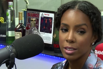 Kelly Rowland On The Breakfast Club