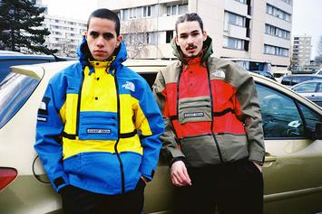 Supreme & The North Face Get Technical In Their New Collection