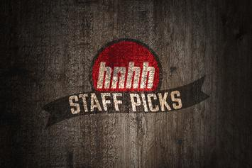 Staff Picks Playlist (April 8)