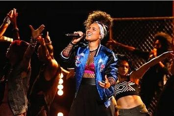 "Alicia Keys Performs ""In Common"" On NBC's ""The Voice"""