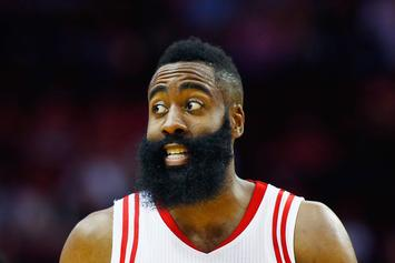James Harden Accused Of Breaking A Photographer's Finger In Los Angeles