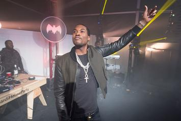 Meek Mill And PUMA Officially Unveil The New 'Dreamchasers' Collection