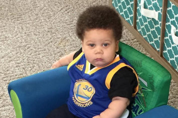 "Meet ""Stuff Curry"" The Baby Who Became Famous For Looking Like Steph Curry"