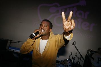Listen To One Of Kanye West's First Beat Tapes