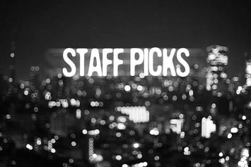 Staff Picks Playlist (June 3)