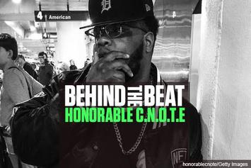 Behind The Beat: Honorable C-Note