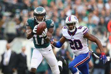 Eagles Wide Receiver, Nelson Agholor, Accused Of Sexual Assault By Exotic Dancer