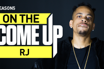 On The Come Up: RJ