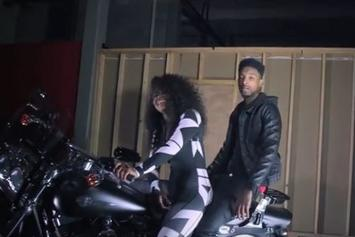 "21 Savage Feat. Dreezy ""Motorcycle"" Video"