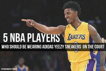 5 NBA Players Who Should Be Wearing Adidas Yeezy Sneakers On The Court