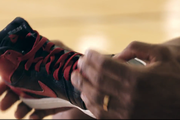 """Russell Westbrook Teases A Release Of The """"Banned"""" Air Jordan 1"""