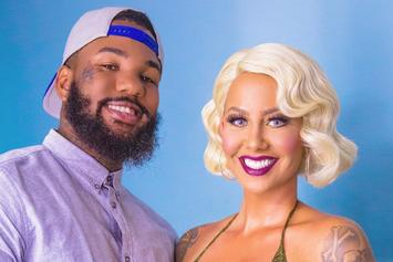 """Amber Rose Responds To Kanye's """"Famous"""" Video, Discusses Fan Hookups With The Game"""