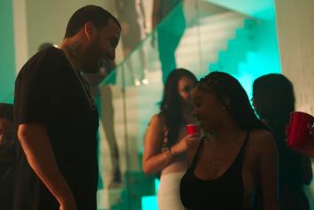 """Candice Boyd Feat. French Montana """"Damn Good Time"""" Video"""