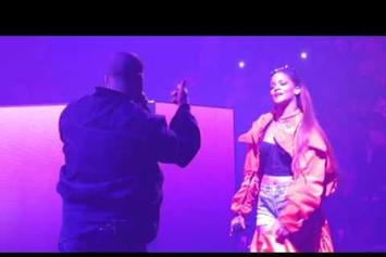 "Rihanna & Drake Perform ""Work"" & ""Too Good"" Live At OVO Fest"