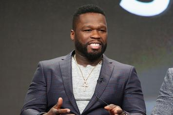 """50 Cent Is Launching A New Superhero Series On Starz Called """"Tomorrow, Today"""""""