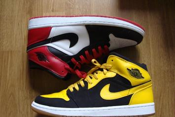 """Both """"Old Love New Love"""" Air Jordan 1s Are Releasing This Year"""