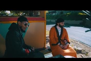 """A Tribe Called Red Feat. Yasiin Bey, Narcy """"R.E.D."""" Video"""