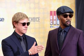 """Stream The New Album From RZA & Interpol's Paul Banks """"Anything But Words"""""""