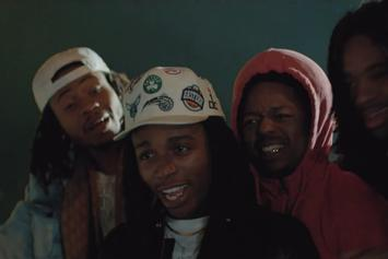 """Jacquees """"New Wave"""" Video"""
